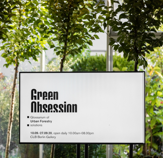 - An Architecture Exhibition at the CLB Berlin Gallery -